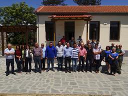 Συνάντηση των εμπλεκόμενων φορέων στην έδρα του ΦΔΟΡ με θέμα την παράνομη Θήρα