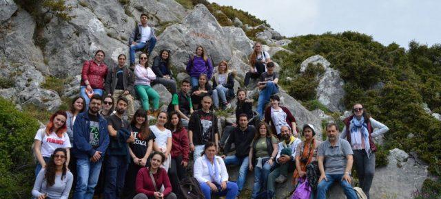Εκπαιδευτική Εκδρομή Φοιτητών της Ομάδας Φίλων Κήπου Φοίνικα, του Τμήματος Δασολογίας & Φυσικού Περιβάλλοντος του ΑΠΘ