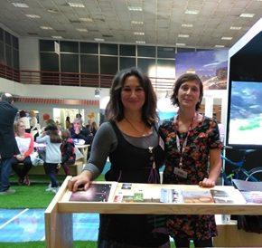 Ο Φορέας Διαχείρισης Εθνικού Δρυμού Ολύμπου συμμετείχε στην 33η Διεθνή Έκθεση Τουρισμού «Philoxenia 2017»