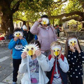 Ευρωπαϊκή Γιορτή Πουλιών από τον Φορέα Διαχείρισης Εθνικού Πάρκου Βόρειας Πίνδου